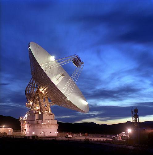 Goldstone GSSR Solar System RADAR